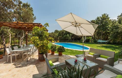 Cottage holidays Spain - Villa Pollenca Can Llamas