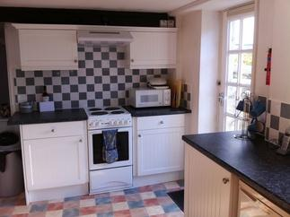 Taylor Cottage is in Penzance, Cornwall