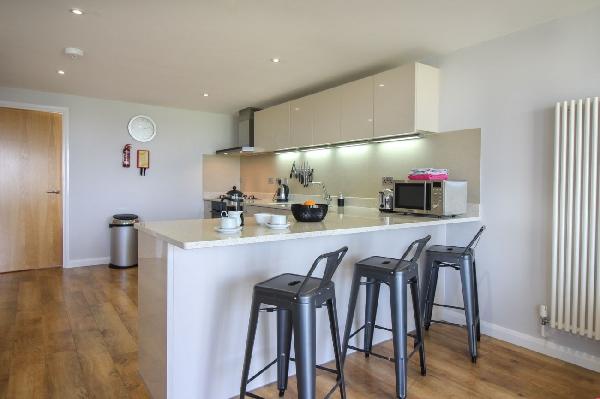 Cottage holidays England - Zinc Penthouse 50