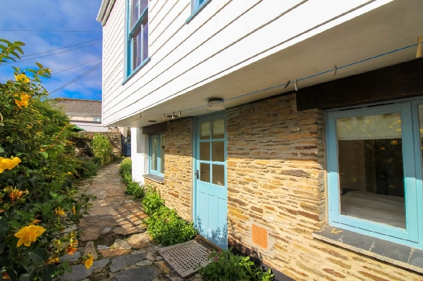 The Workshop is located in St Mawes