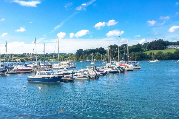 Midships is in Falmouth, Cornwall