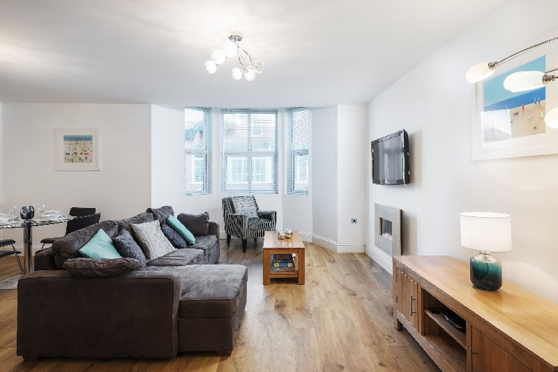 4 At The Beach is located in Torcross