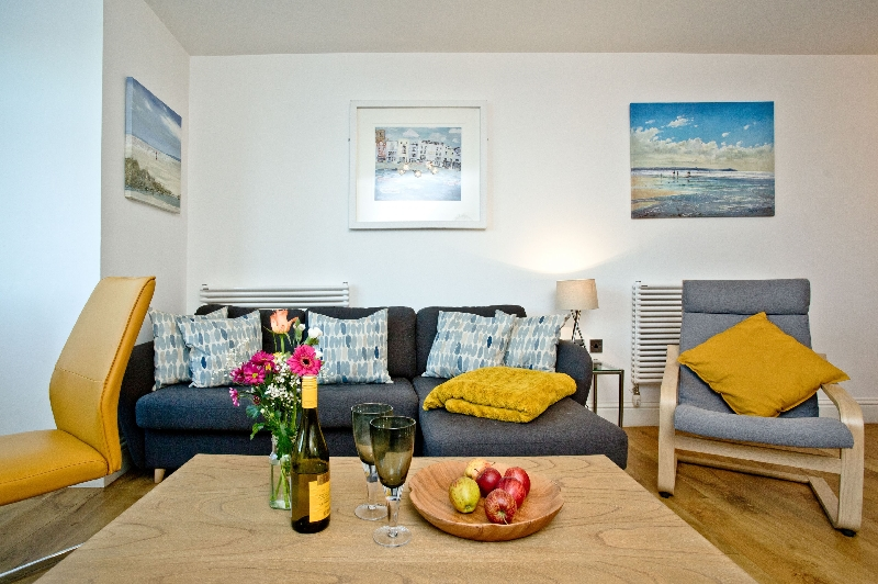 5 At The Beach is located in Torcross