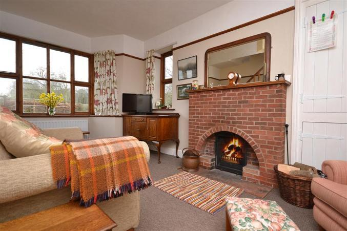 Orchardside at Penn Farm sleeps 4