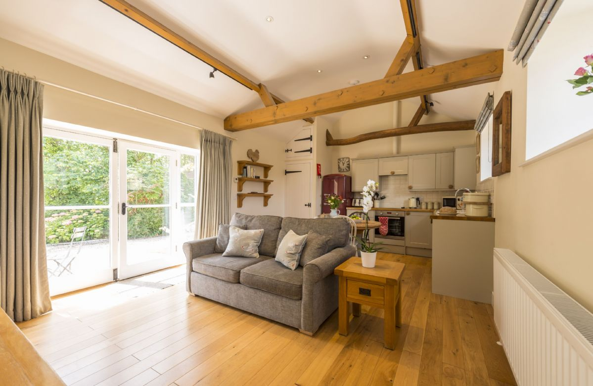 Palomino Cottage is located in Brook