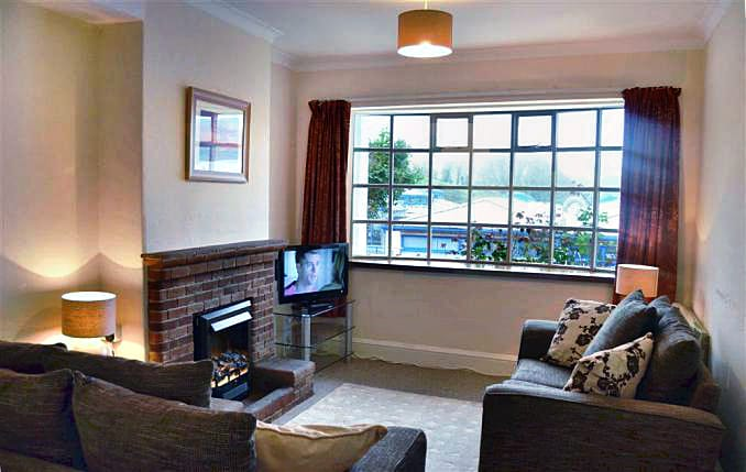3 Croft View Terrace is located in Salcombe