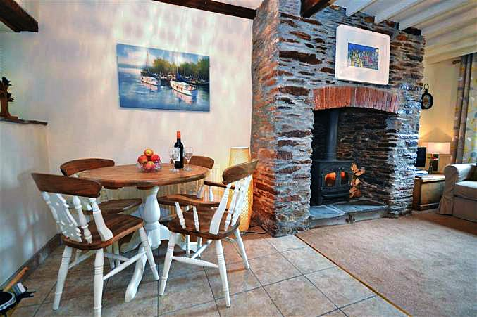 3 South View Terrace Holiday Cottage