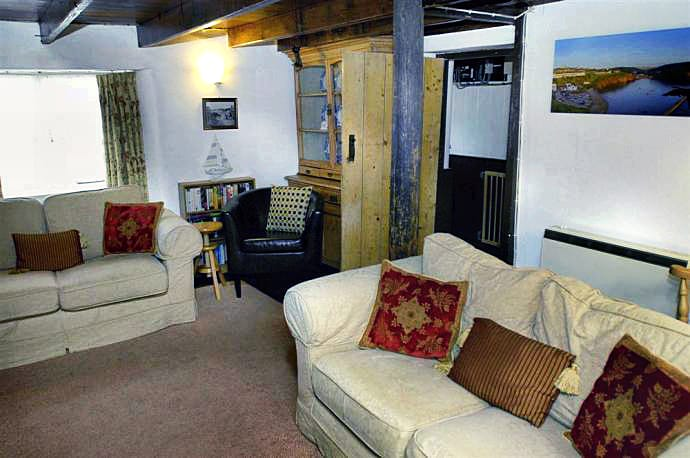 Beach Cottage is in Hope Cove, Devon