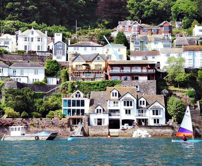 Bight Boathouse is located in Dartmouth