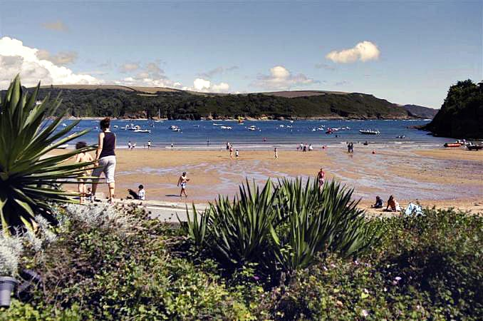 Clivedale is located in Salcombe