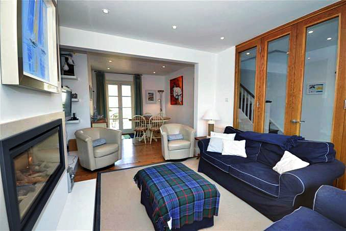 High Tor Holiday Cottage
