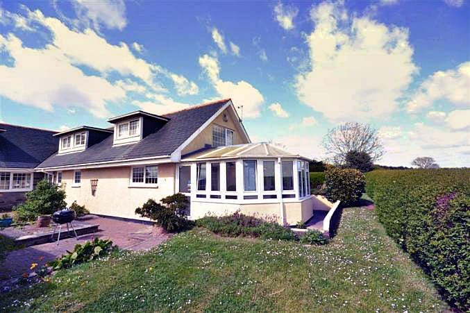 Kimberley Garden Cottage is located in Ringmore