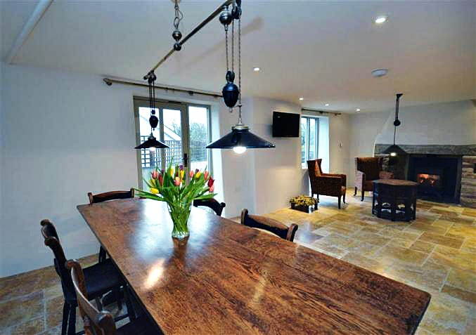 The Barn Holiday Cottage
