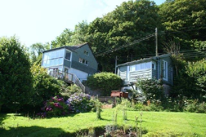 St Anthony's Cottage a holiday cottage rental for 4 in Porlock Weir,