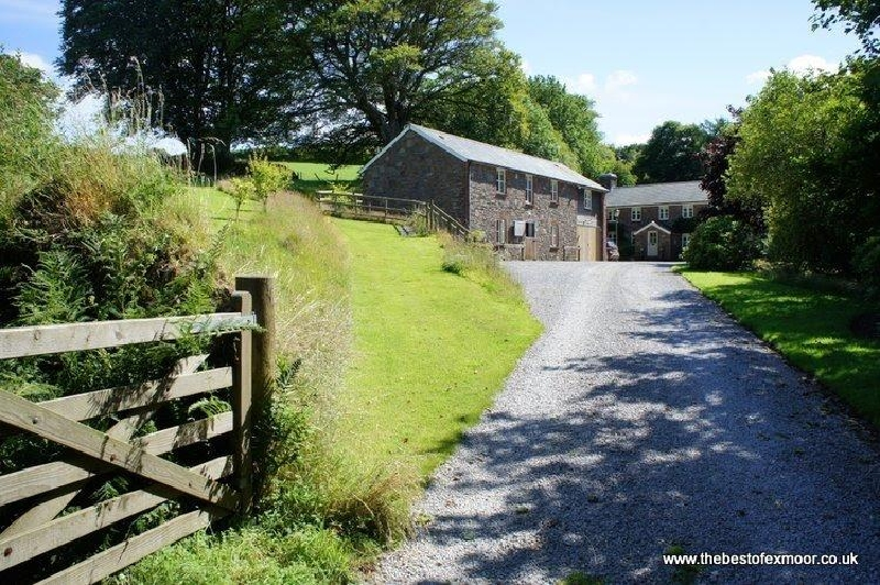 The Hayloft a holiday cottage rental for 4 in Oare,
