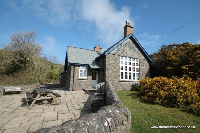 The School House a holiday cottage rental for 13 in Countisbury,