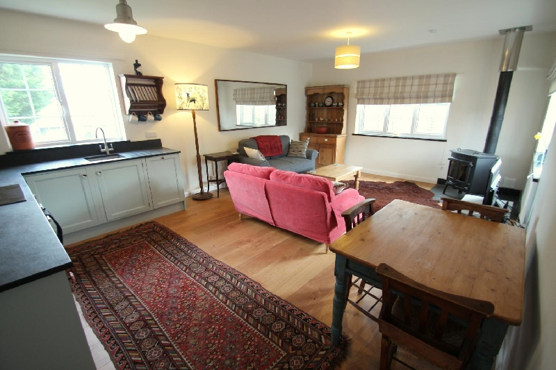 Linhay Cottage a holiday cottage rental for 3 in Withypool,