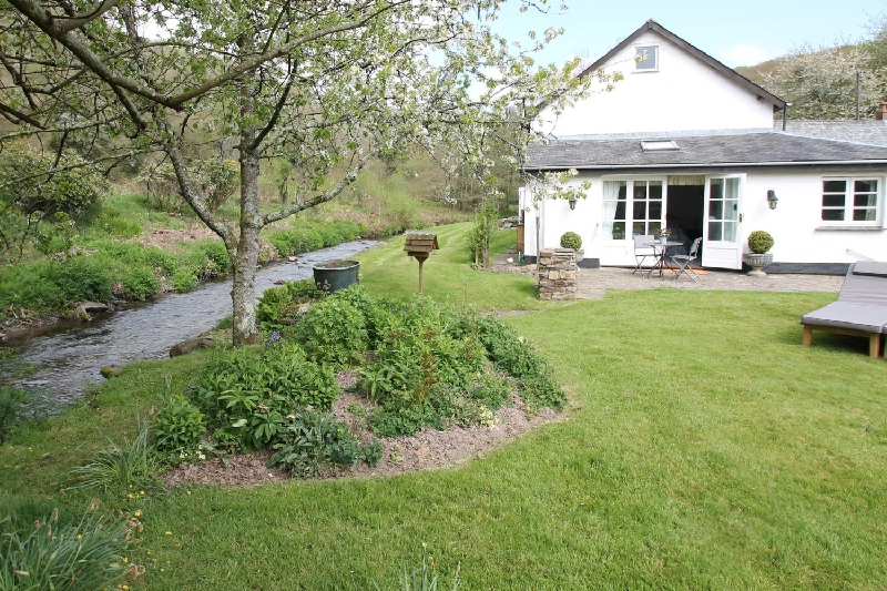 The Folly a holiday cottage rental for 2 in Bratton Fleming,