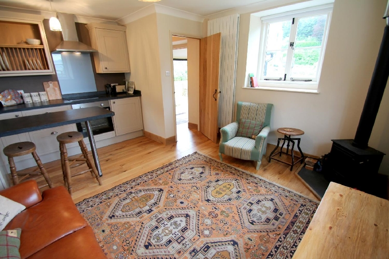 Stable Cottage a holiday cottage rental for 2 in Wheddon Cross,