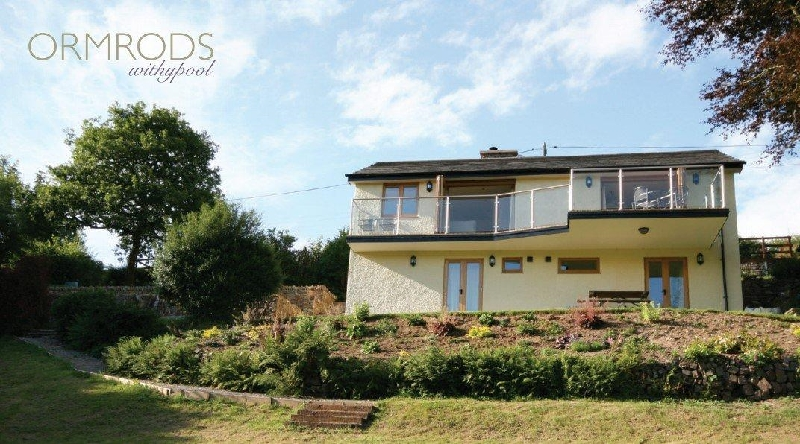 Ormrods a holiday cottage rental for 6 in Withypool,