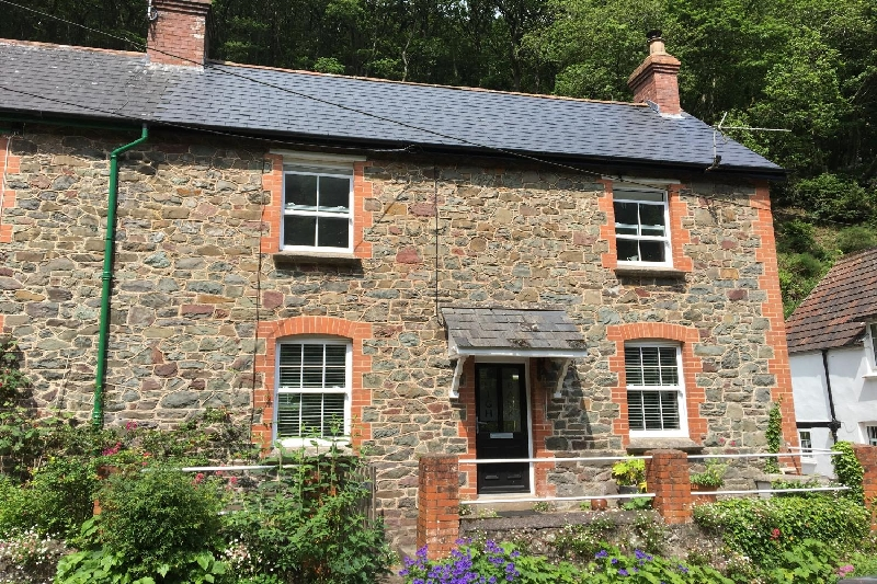 High Bank a holiday cottage rental for 6 in Porlock,