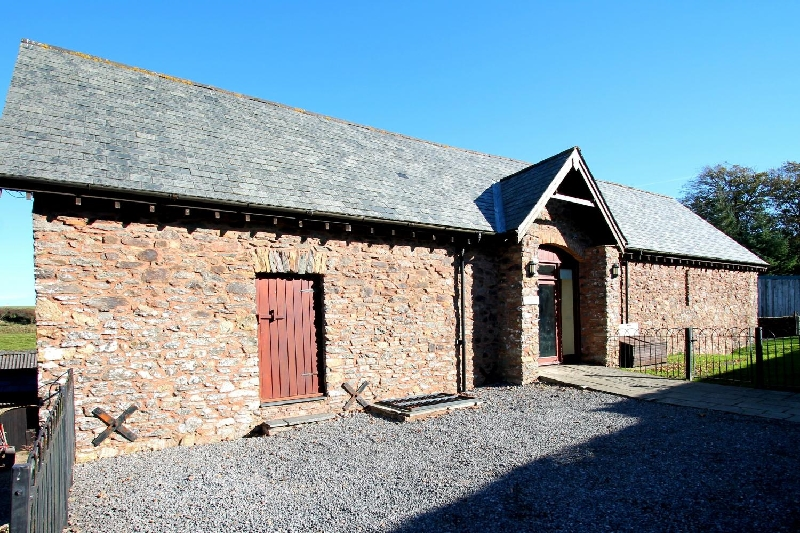 Image of Yenworthy Barn