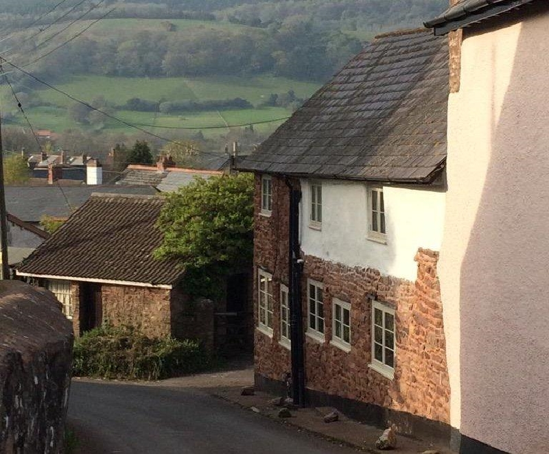 Yew Tree Cottage a holiday cottage rental for 4 in Timberscombe,