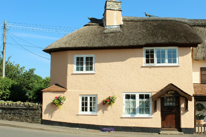 Crown Cottage a holiday cottage rental for 4 in Exford,