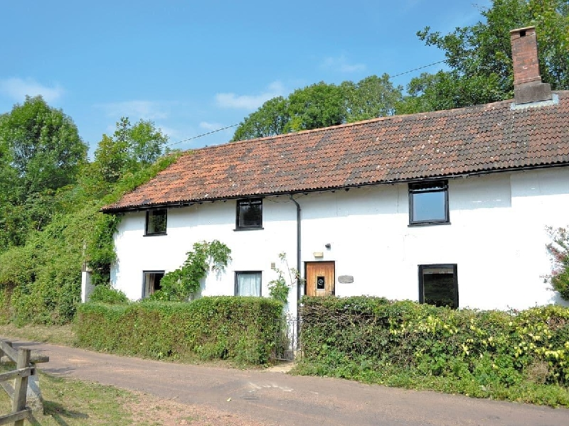 Travellers Rest a holiday cottage rental for 10 in Timberscombe,