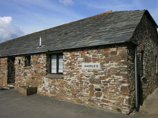 Waddles a holiday cottage rental for 5 in Padstow,
