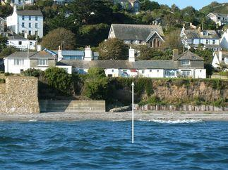 Old Coastguard Cottage a holiday cottage rental for 5 in Looe,