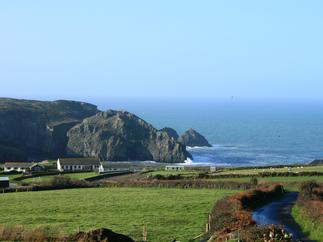 Little Quoit a holiday cottage rental for 2 in Tintagel,