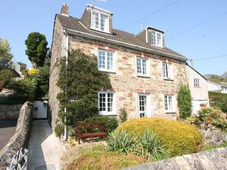 Queensgate a holiday cottage rental for 3 in St Austell,