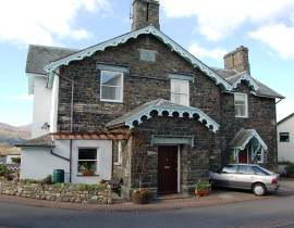 3 The Hollies a holiday cottage rental for 5 in Keswick,