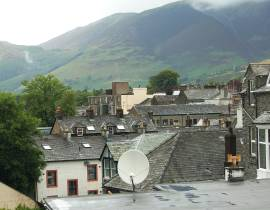 4 Balmoral House a holiday cottage rental for 2 in Keswick,