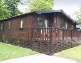 Bewick Lodge a holiday cottage rental for 6 in Keswick,