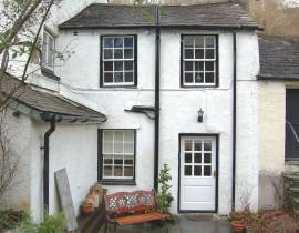 Bridge Cottage a holiday cottage rental for 3 in Keswick,