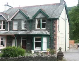 Greenbank a holiday cottage rental for 10 in Keswick,