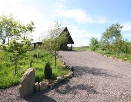 Criffel Lodge a holiday cottage rental for 6 in Kirkcudbright,