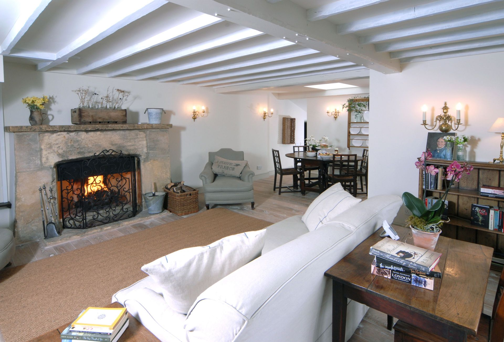 Apple Cottage a holiday cottage rental for 4 in Snowshill,