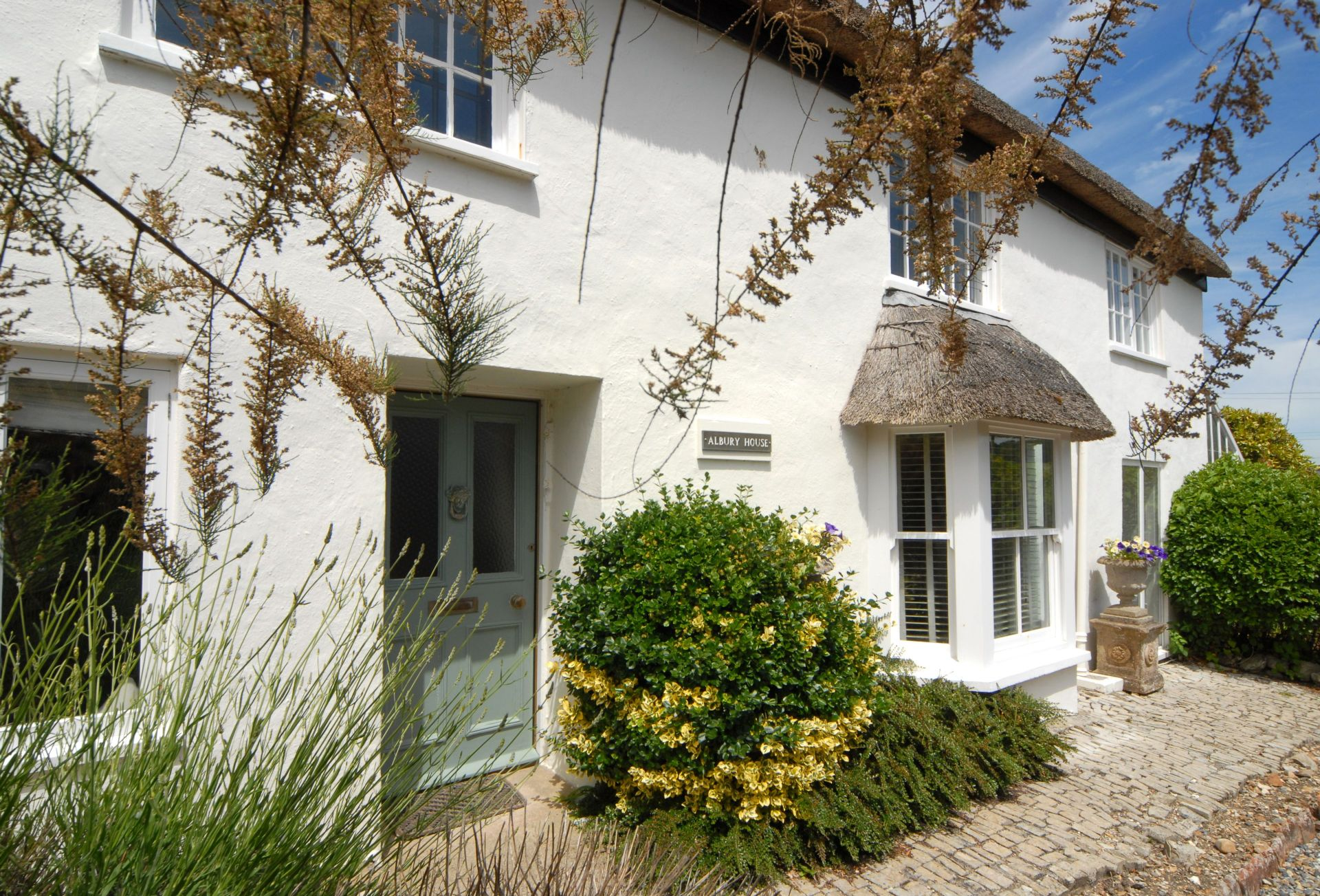 Albury House a holiday cottage rental for 10 in Lyme Regis and surrounding villages,