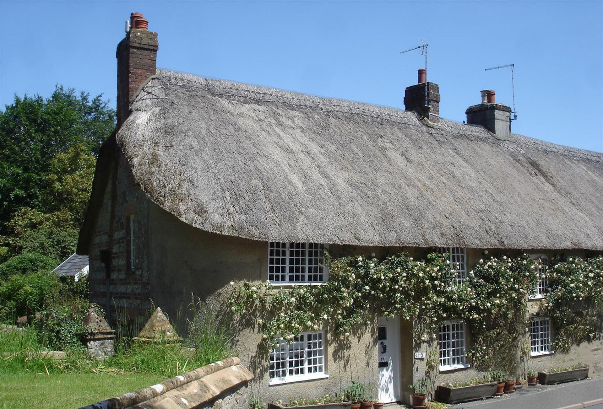 Laundry Cottage a holiday cottage rental for 4 in Evershot and surrounding villages,