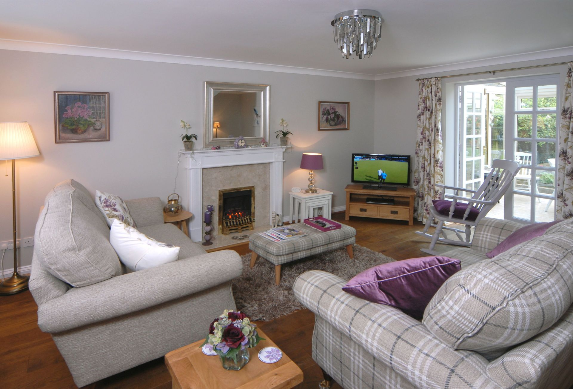 Little Shrublands a holiday cottage rental for 5 in Blockley,