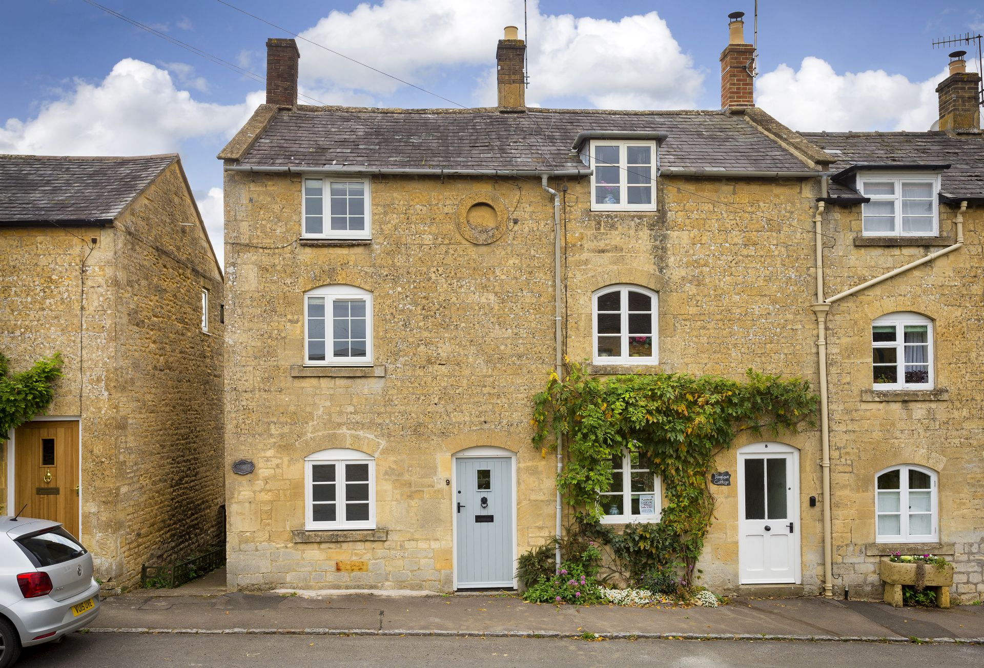 Clematis Cottage a holiday cottage rental for 4 in Blockley,