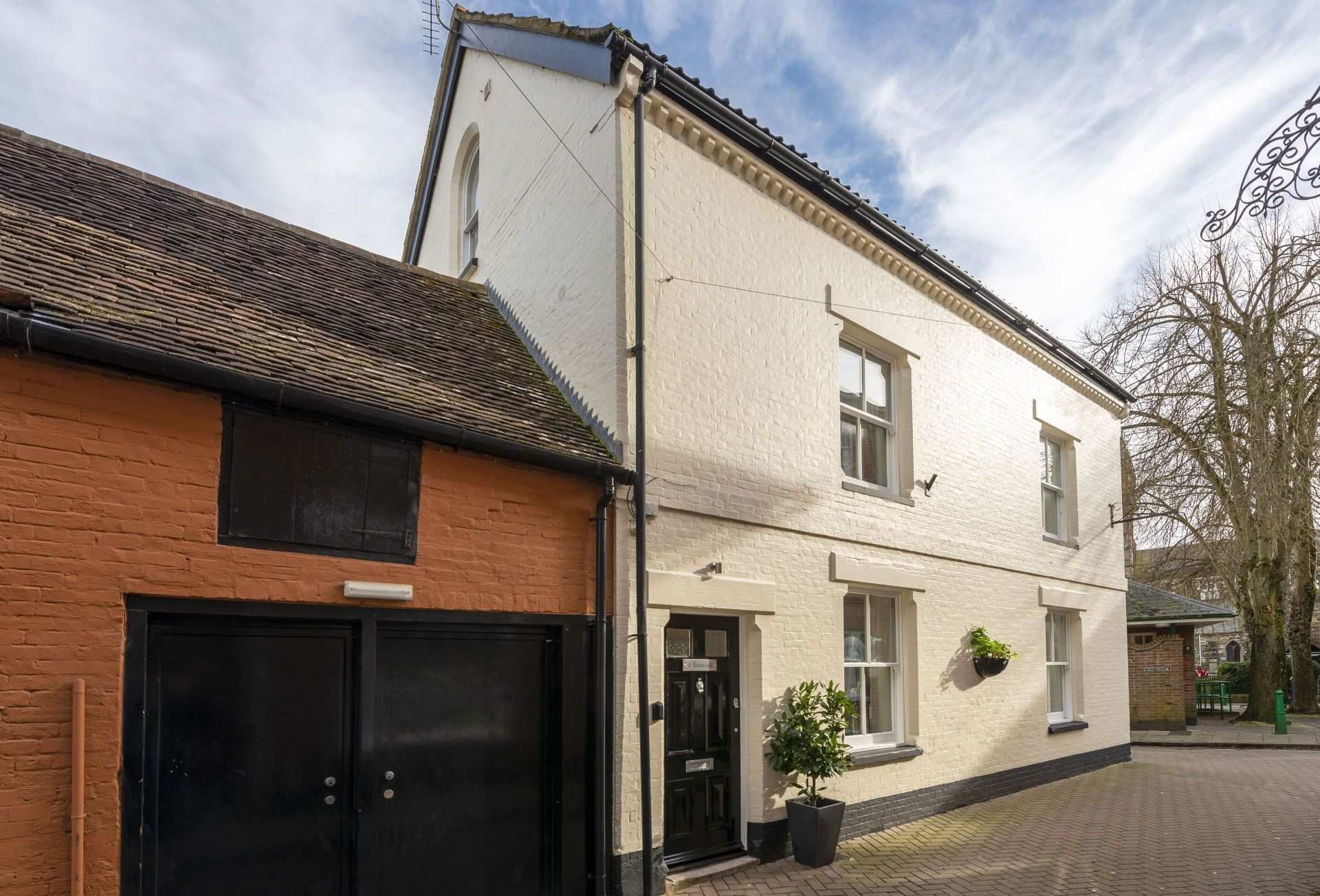 Berwick a holiday cottage rental for 4 in Wimborne and surrounding villages,