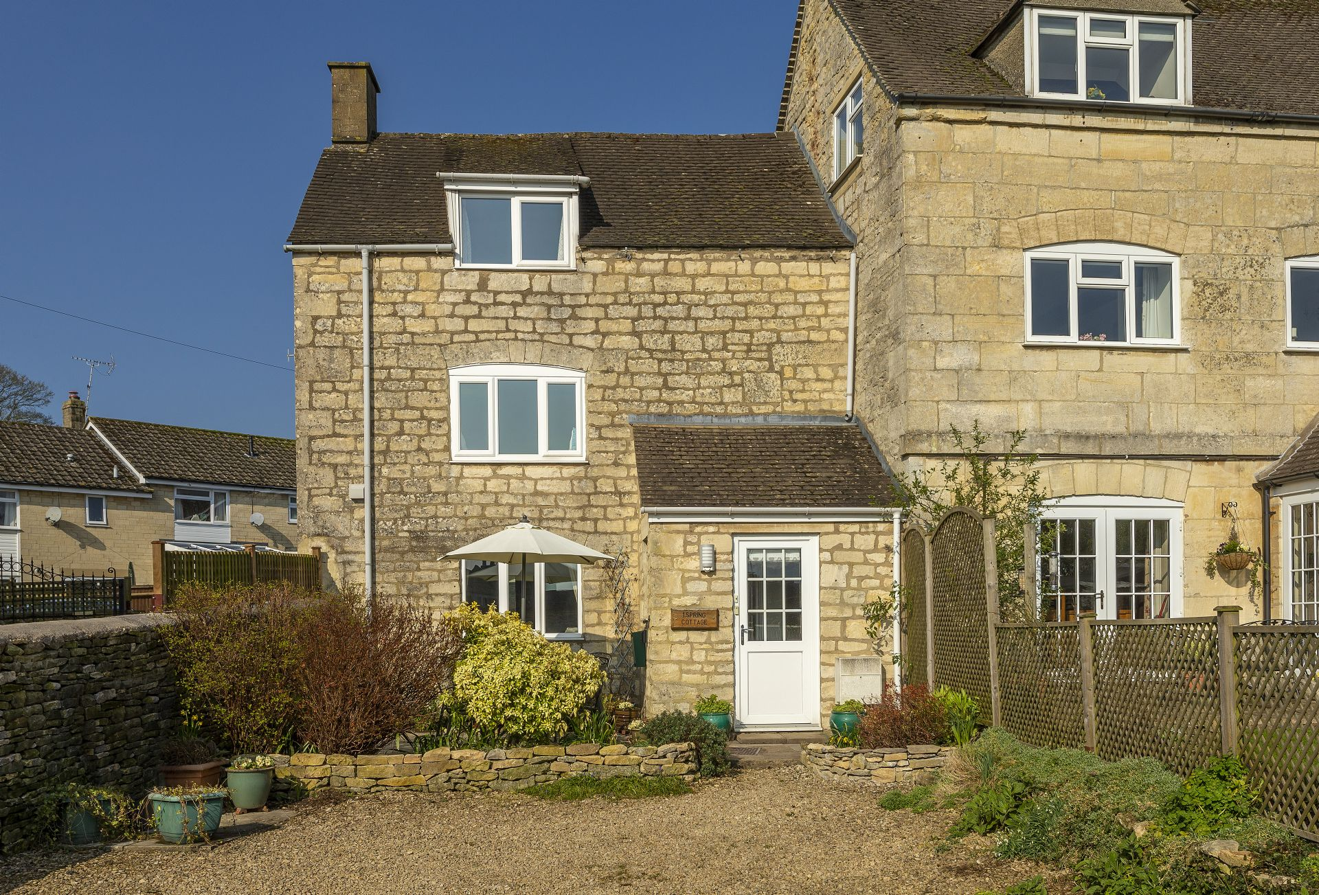Spring Cottage a holiday cottage rental for 2 in Painswick,