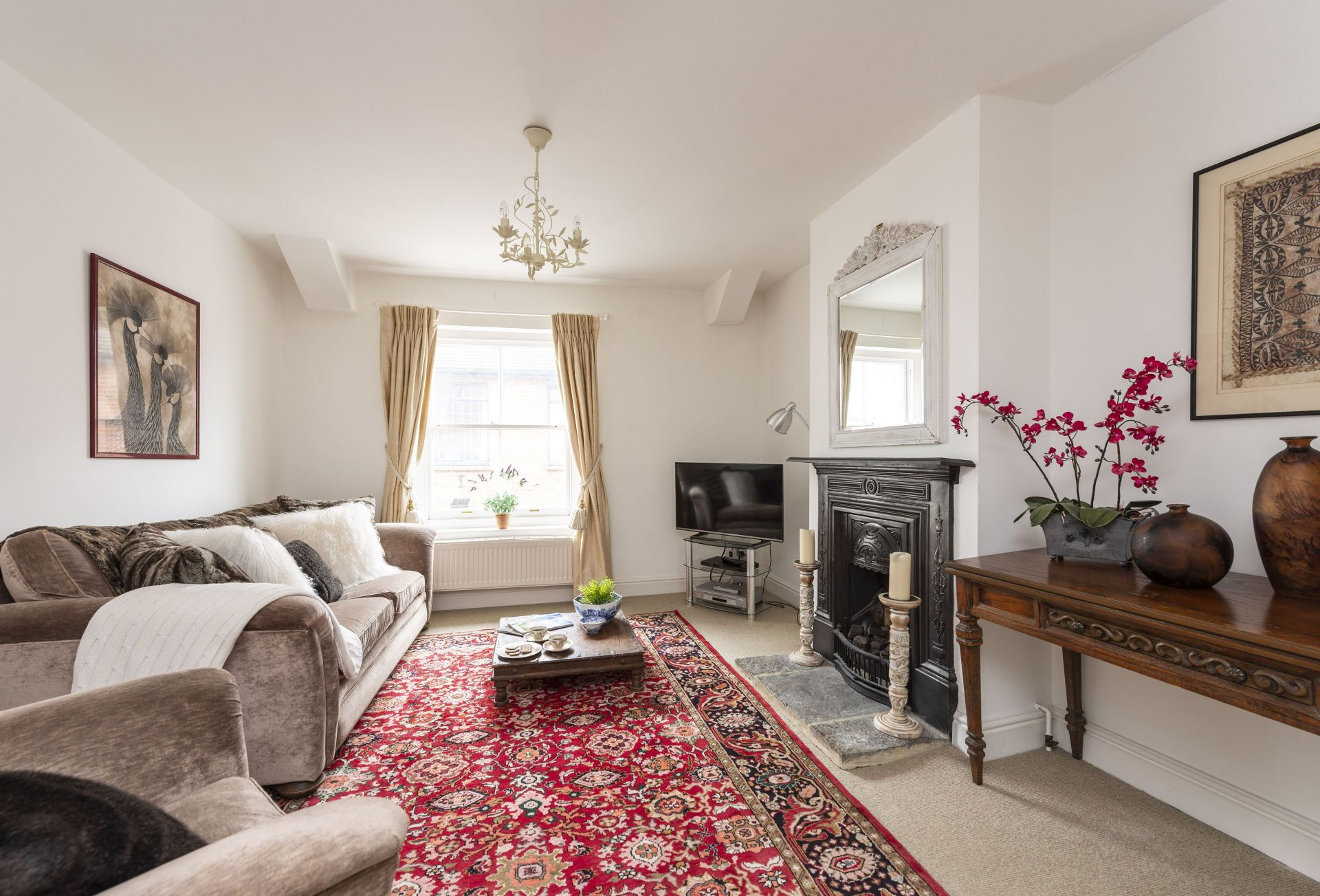 The Apartment at No.52 a holiday cottage rental for 2 in Sherborne and surrounding villages,