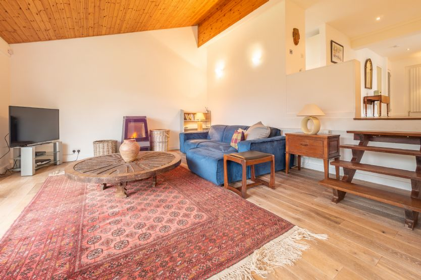 Rozel a holiday cottage rental for 7 in St Agnes,
