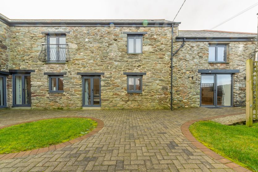 The Parlour a holiday cottage rental for 4 in St Agnes,