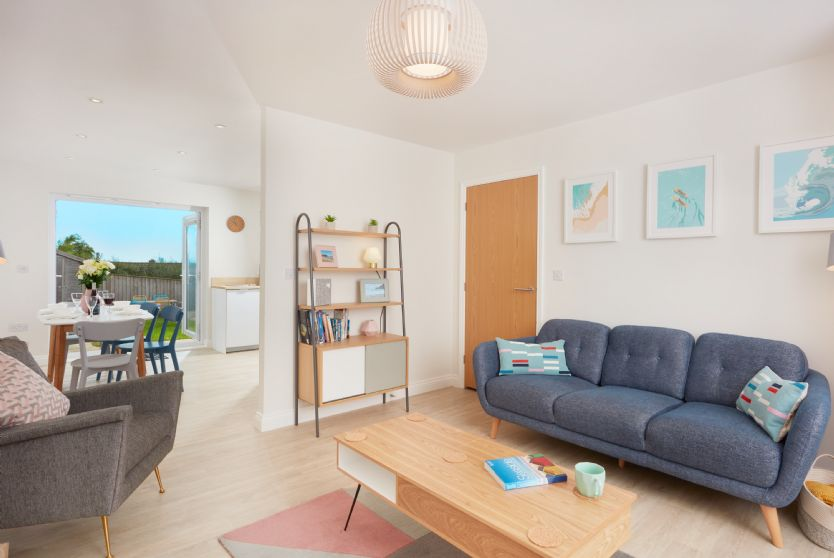 Waveline a holiday cottage rental for 5 in Portreath,